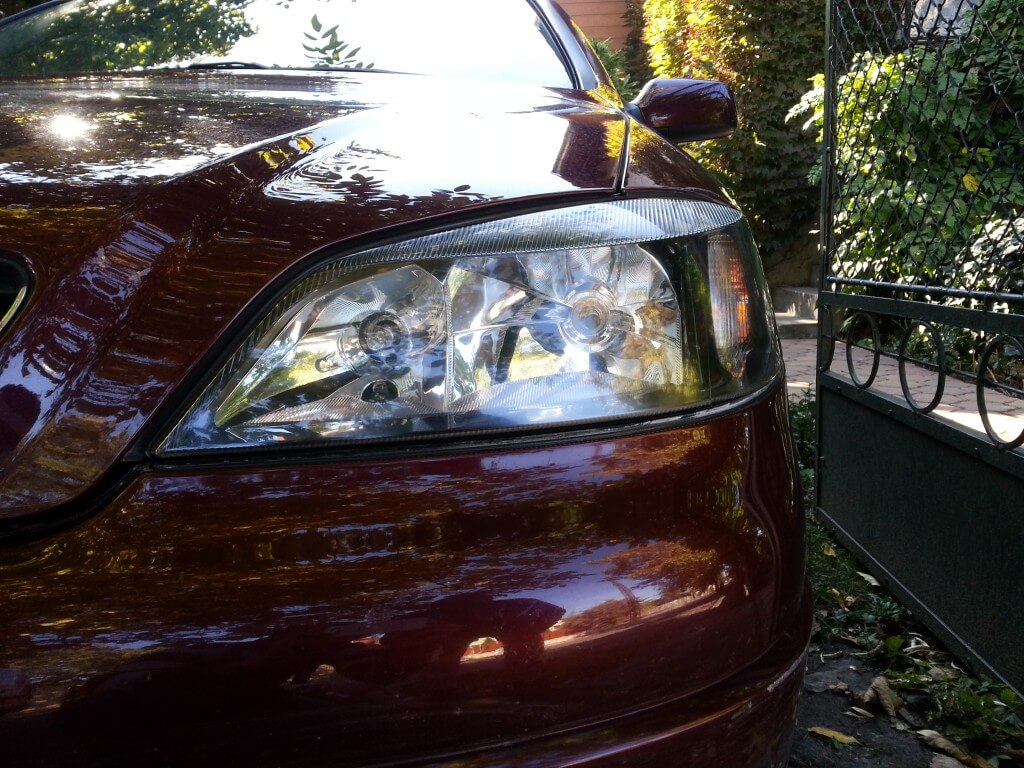 autólámpa polírozás utána Bugyi